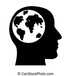 Earth in the human head