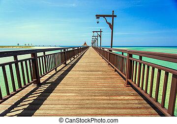 The Wood Bridge