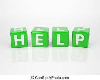 Help out of green Letter Dices - The Word Help out of green ...