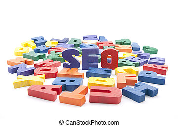 The word seo