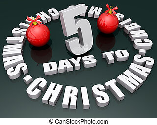 5 Days to Christmas
