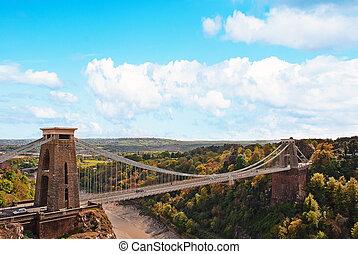 Clifton Suspension Bridge - The world famous Clifton...