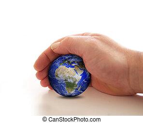 the World in Hand