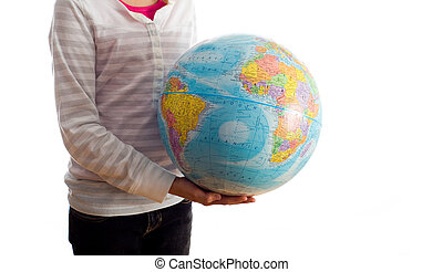 The World\'s is in their Hands