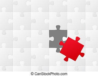 the wrong puzzle piece