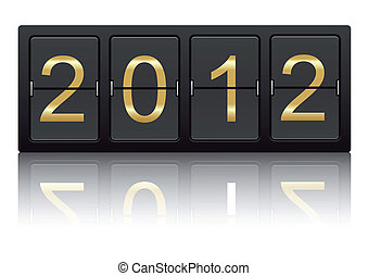The Year 2012 golden