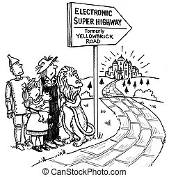 The yellow brick road has changes names - Electronic Super...