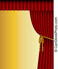 theater, achtergrond
