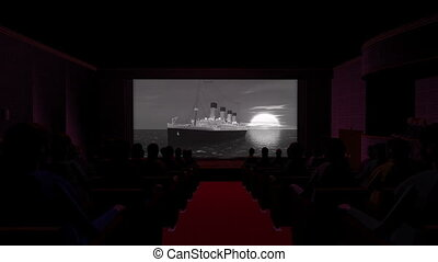 Theater Ship Movie - image of theater