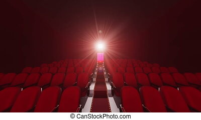 Theater - Image of the inside the theater