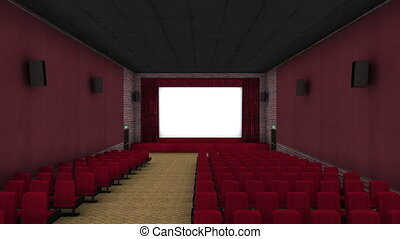 theater - image of theater inside