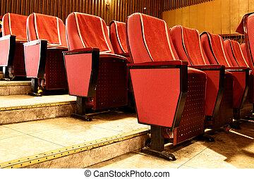 theater zitplaatsen