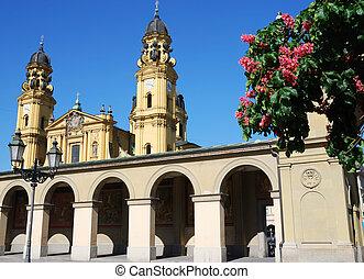 theatiner, iglesia