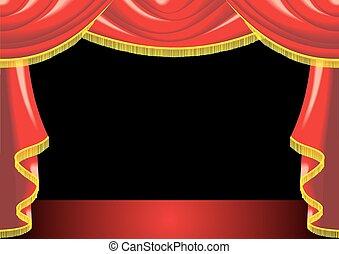 theatre background