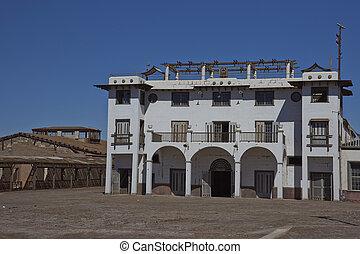 Theatre in the Atacama Desert