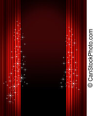 Theatrical background