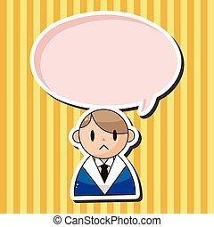 thema, communie, advocaat