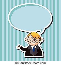 thema, communie, openbare aanklager