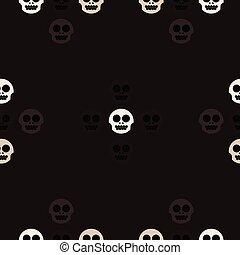 thema, halloween, achtergrond