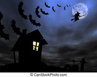 thema, halloween