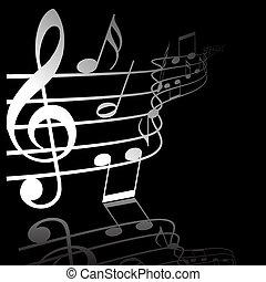 thema, muziek
