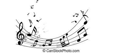 thema, muzikaal personeel