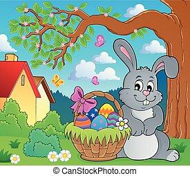 thematics, pasen, 4, konijn