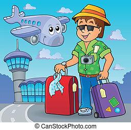 thematics, viaggiare, 2, immagine