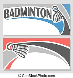 Theme of badminton