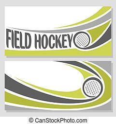 Theme of field hockey
