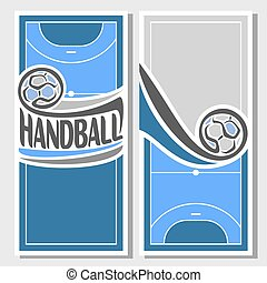 Theme of handball