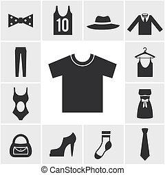 themed , μονόχρωμος , διάφορος , ρουχισμόs , graphics