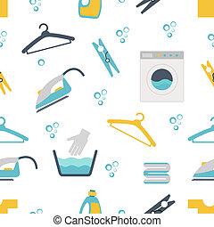 themed, lavadero, gráficos