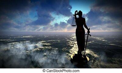 themis, concept, justice, -, statue, temida, droit & loi