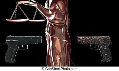 Themis & guns