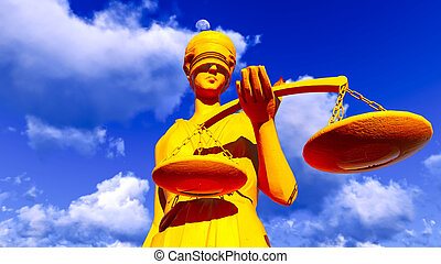 Themis - lady of justice