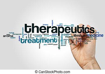 therapeutics, palabra, nube