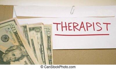 Therapist cost concept