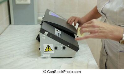 Thermal cycler in modern laboratory - Thermal cycler in...