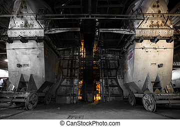 thermal power plant interior - interior thermal power plant...