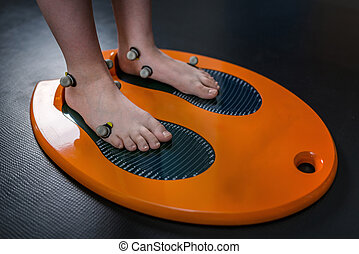 Thermo foot scan