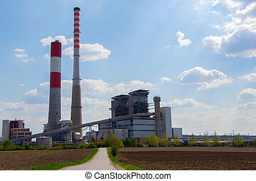 Thermo power plant