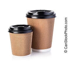 thermo, tasse à café, emporter