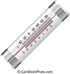 Thermometer for refrigerator - Alcohol thermometer for...