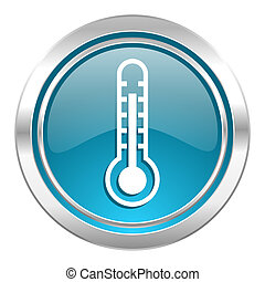 thermometer icon, temperature sign