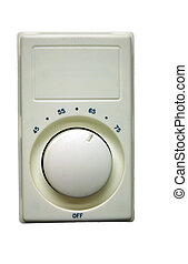 Thermostat - Isolated thermostat.