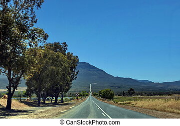 Theronsberg pass, South Africa - Theronsberg pass,...