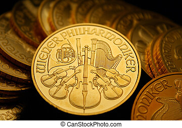 these are gold ounces