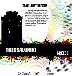 thessaloniki, manifesto, grunge