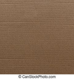 Thick cardboard texture soft light